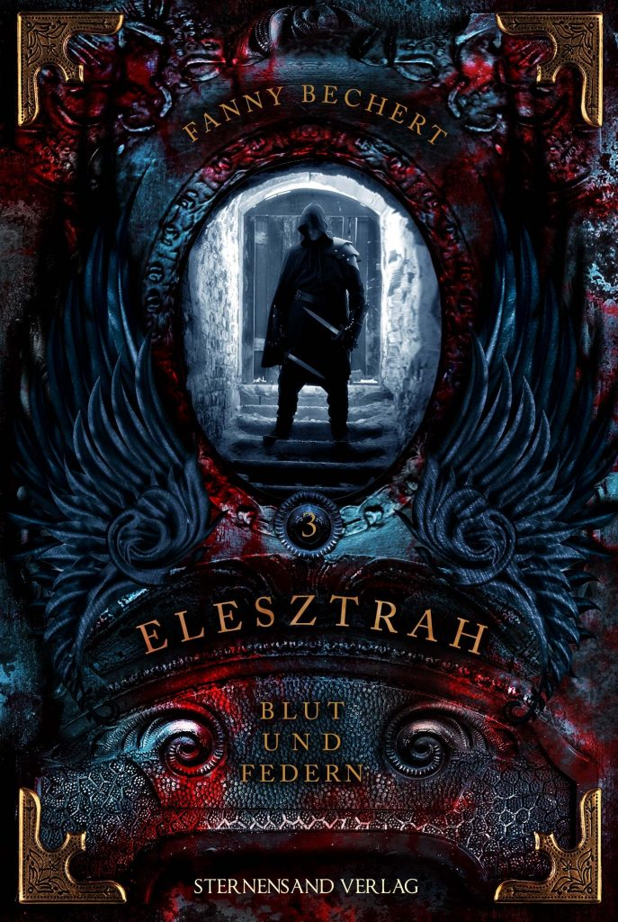 Cover zu Elesztrah Band 3