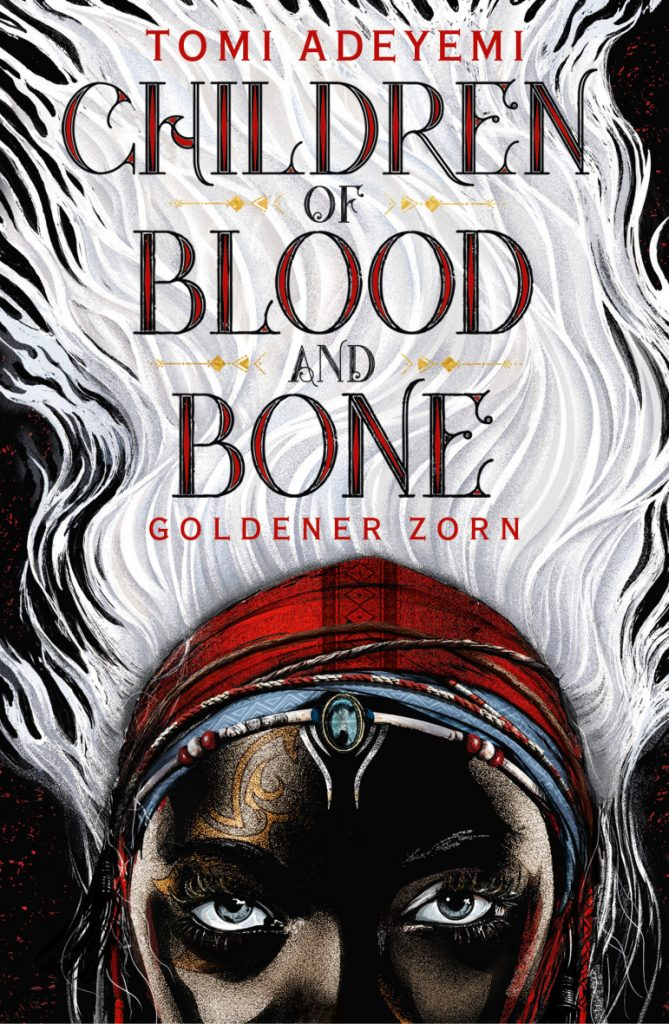 "Cover zu ""Children of Blood and Bone"""