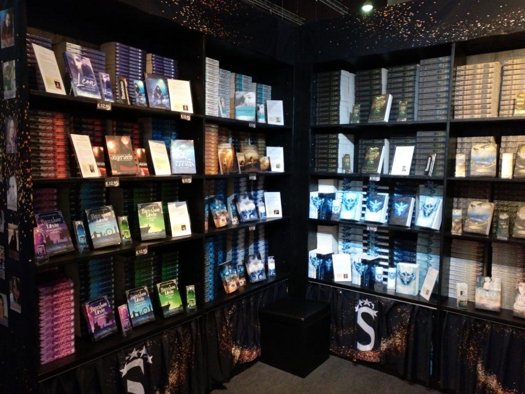 Frankfurter Buchmesse, Sternensand Verlag