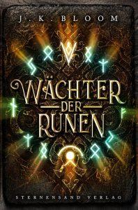 """Cover zu """"Wächter der Runen 1"""""""