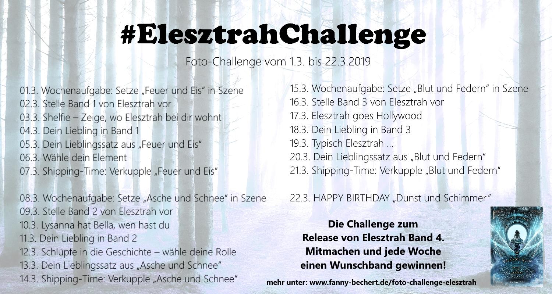 Aufgaben zur Foto-Challenge zu Elesztrah